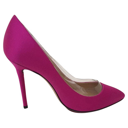 Charlotte Olympia Pumps in Rosa