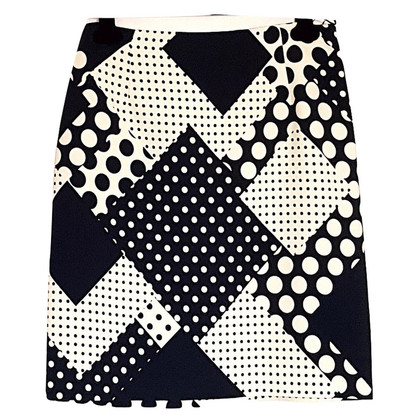 Emanuel Ungaro Pencil skirt in multi colored
