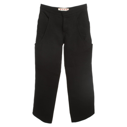 Marni Trousers in black