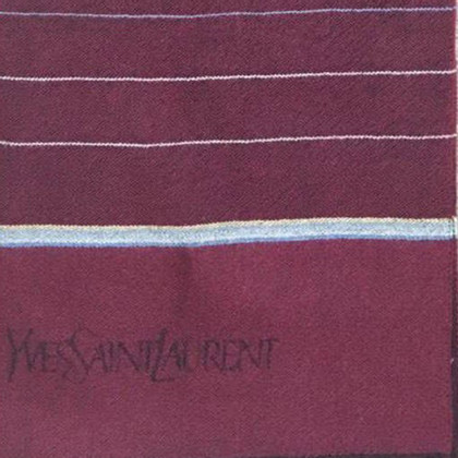 Yves Saint Laurent Wollschal