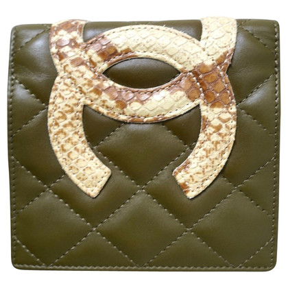 Chanel Cambom portefeuille neuf