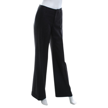 Drykorn trousers with pinstripe
