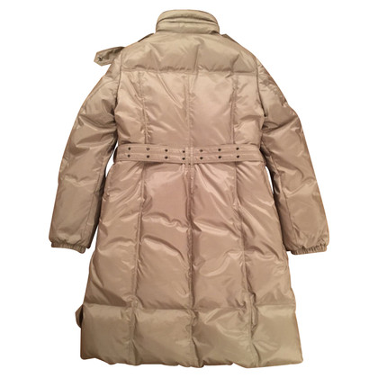 Burberry Down coat with belt