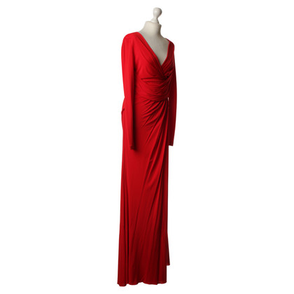 Elie Saab Evening dress in red