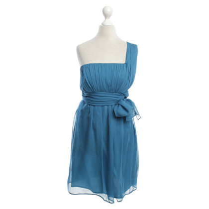 Philosophy di Alberta Ferretti Silk dress in blue