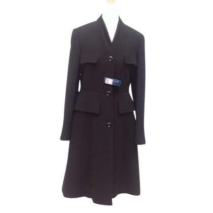 Christian Dior Cappotto nero