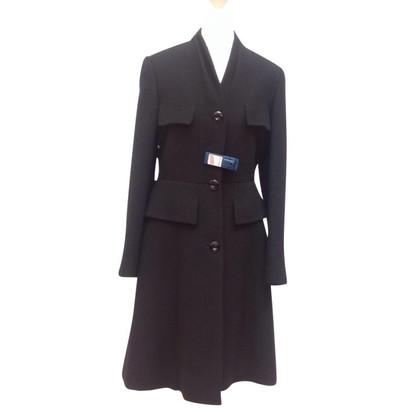 Christian Dior Zwarte jas