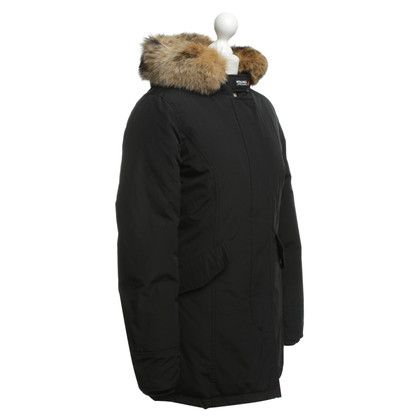 Woolrich Parka in Black