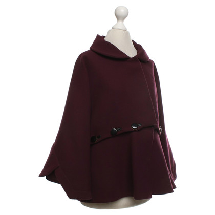 Marni Jacket in Bordeaux