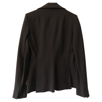 Dolce & Gabbana Black wool jacket
