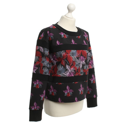 Fendi Sweater with floral pattern