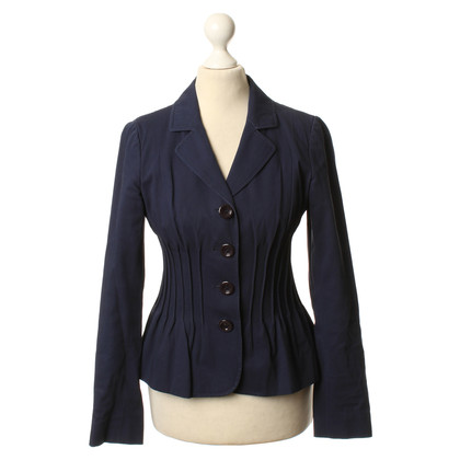 Moschino Cheap and Chic Blazer in blu