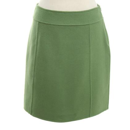 Max Mara skirt in green