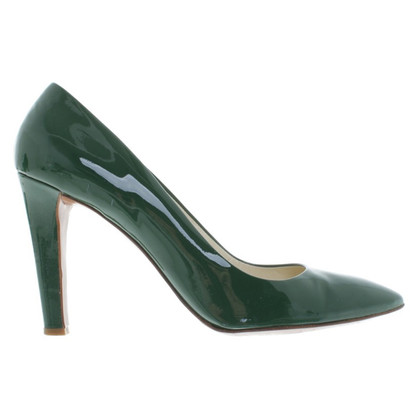 Miu Miu pumps in green