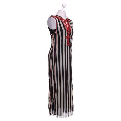 Jean Paul Gaultier Kaftan with striped pattern