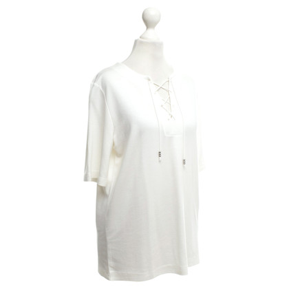 Drykorn Top in bianco