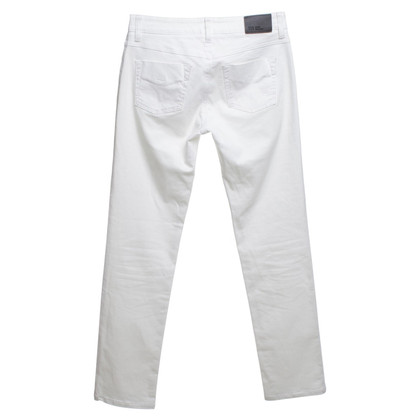Boss Orange Jeans in white