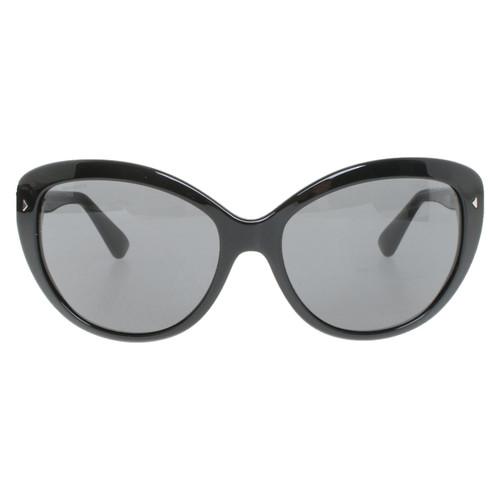 b97e0ec4aecc4 Prada Sunglasses in Black - Second Hand Prada Sunglasses in Black ...