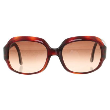 Emilio Pucci Sonnenbrille in Braun