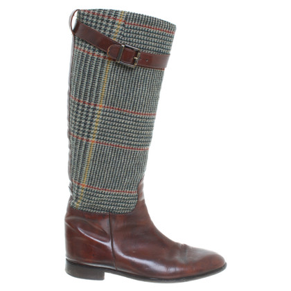 Etro Boots in Brown
