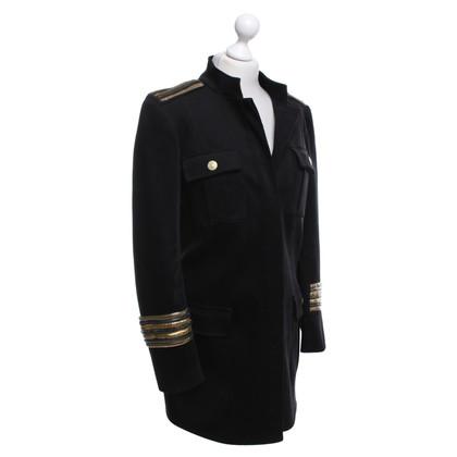Pierre Balmain Coat in black