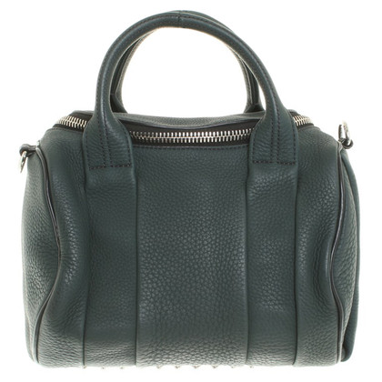 Alexander Wang Handbag in dark green