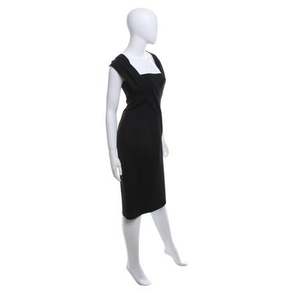 Donna Karan Jurk in zwart