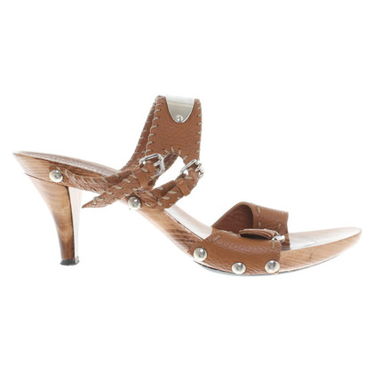 Fendi unica legno di sandalo