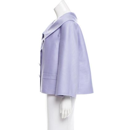 Christian Dior Blazer aus Wolle/Seide