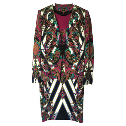 Etro Dress & blazer in color mix