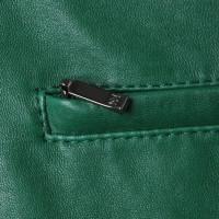 Escada Pantaloni di pelle in verde