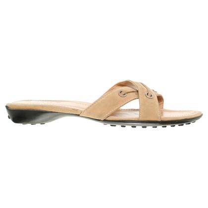 Tod's Sandal in beige