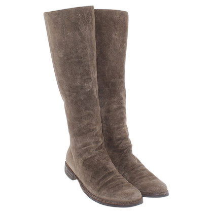 Fiorentini & Baker Boots in Suede