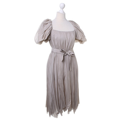 René Lezard Kleid aus Seide