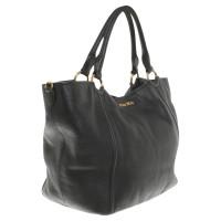 Miu Miu Handtasche in Schwarz
