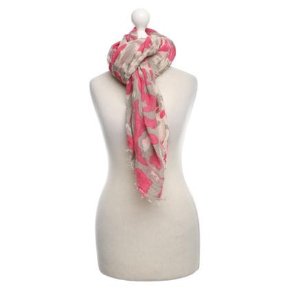 Zadig & Voltaire sjaal patroon