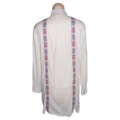 Baum und Pferdgarten Embroidered blouse