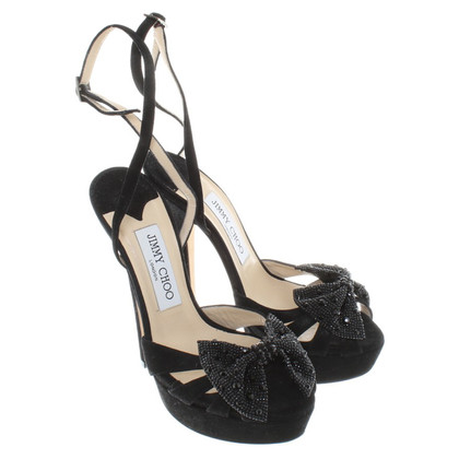 Jimmy Choo Sandals with bow