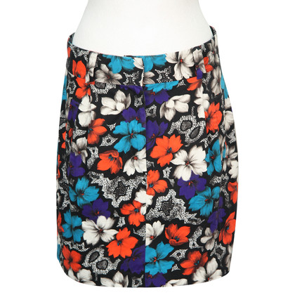 French Connection Floral rok