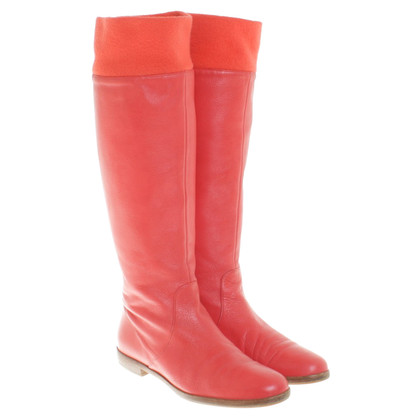 Marc Cain Boots in red