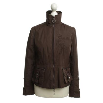 Christian Dior Jacket in dark brown