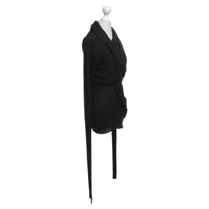 Rick Owens Top in zwart