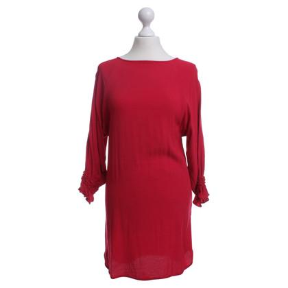 Maje Dress in red