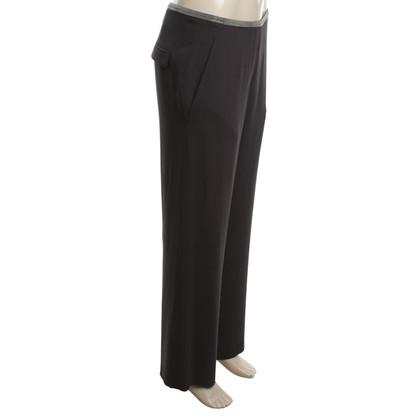 Brunello Cucinelli Pantaloni di seta