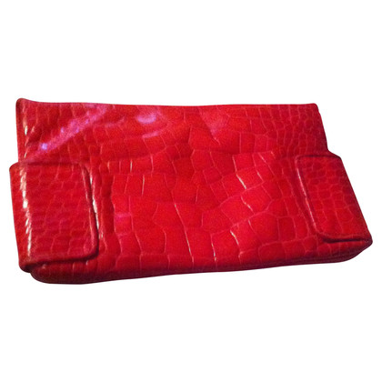Givenchy Rote Clutch