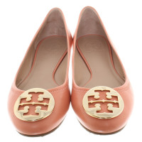 Tory Burch Ballerinas in Apricot