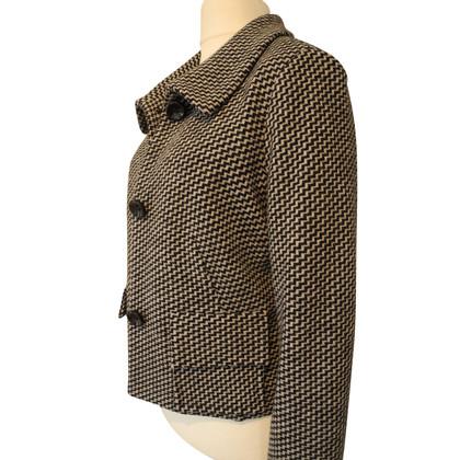 Riani Blazer aus Schurwolle mit Muster