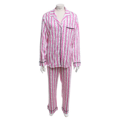 DKNY Pajama with pattern