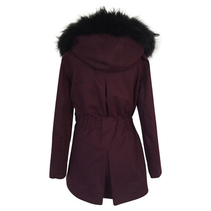Claudie Pierlot Parka with hood