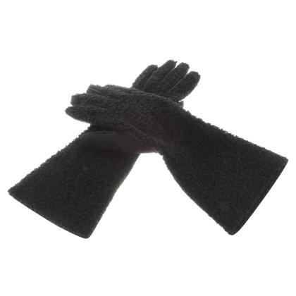 Hermès Gloves made of lambskin